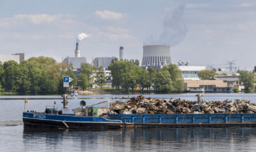 ship waste collection services page